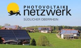 Veranstaltungsangebote 2019 Energieagentur Regio Freiburg: Photovoltaiknetzwerk Südlicher Oberrhein