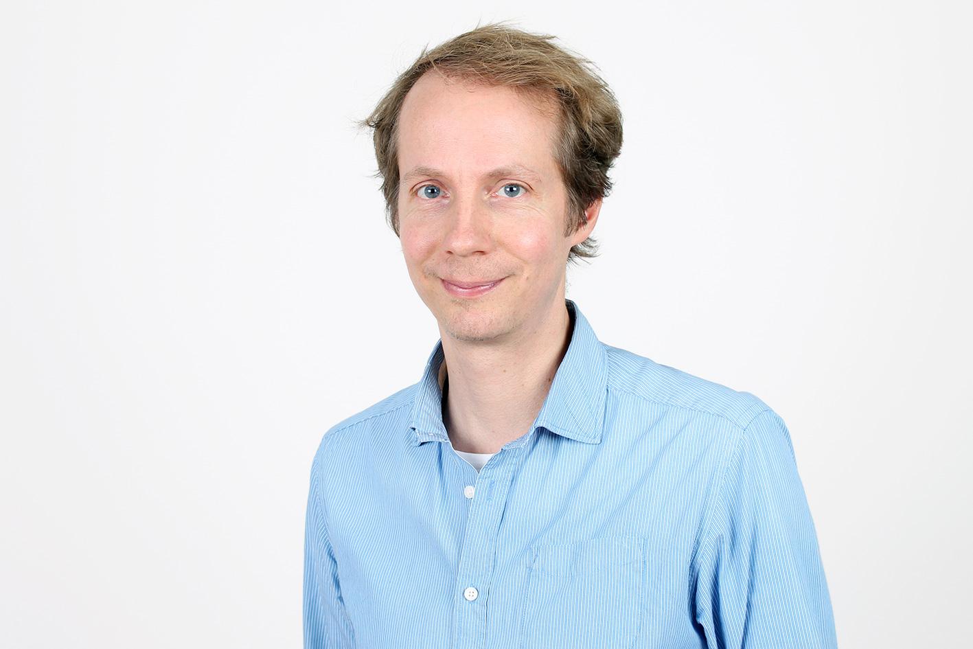 Harald Schwieder Bereichsleiter Gebaeude und Technik EARF