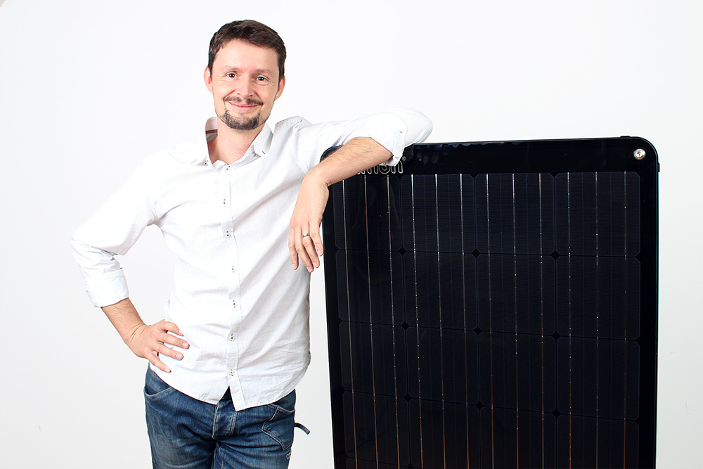 Arne Blumberg Projektingeneur EARF