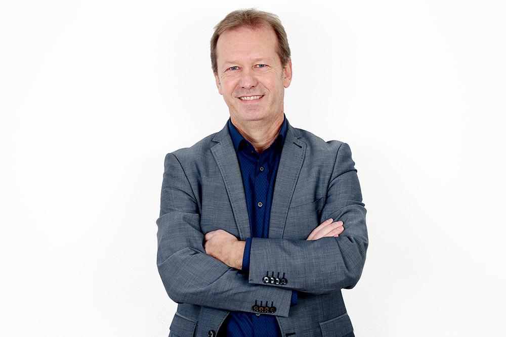 Ruediger Fleck Geschäftsleitung EARF