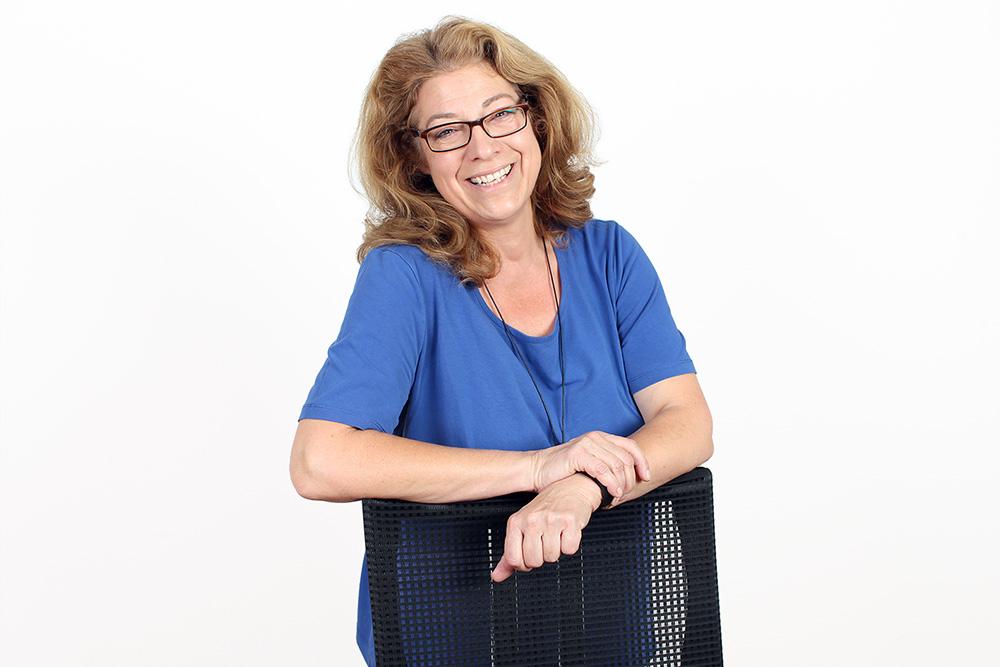 Silvia Rasp Assistenz Geschaeftsleitung EARF