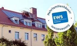 Mehrfamilienhaus Sonnenstrom EWS