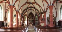 Kirche Ehrenstetten