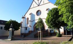 Kirche St. Georg in Ehrenstetten