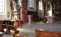 Kirche Ehrenstetten 1