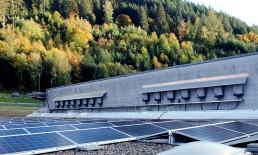 PV-Dach auf der Keller Bürsten-Fabrik