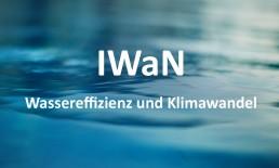 IWan, Wassereffizienz und Klimawandel